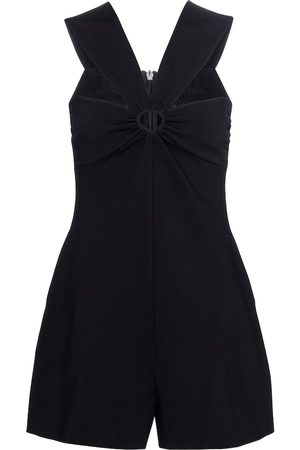 adidas Women Playsuits - Knitted playsuit