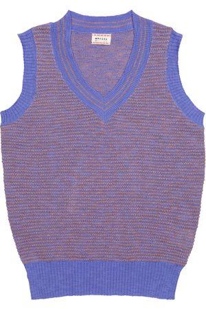 adidas Norton cotton-blend sweater vest