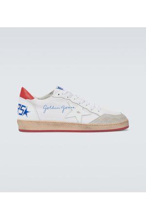 adidas Ball Star net sneakers