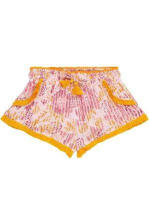 adidas Lulu printed shorts