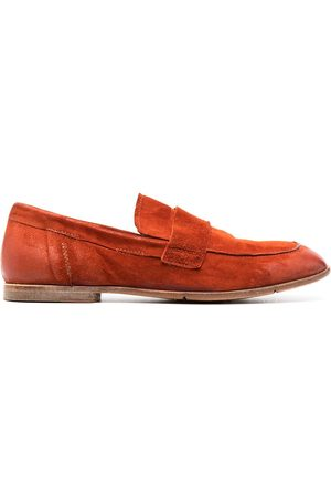 adidas Women Loafers - Square-toe suede loafers