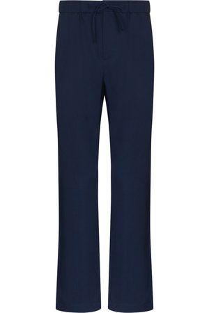 adidas Men Trousers - Oscar drawstring straight-leg trousers
