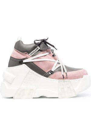 adidas Amazon platform sneakers