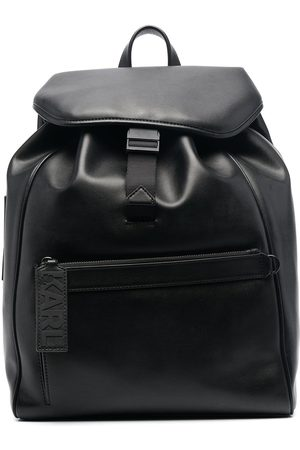 adidas K/Karl leather backpack