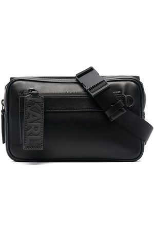 Karl Lagerfeld K/Karl leather belt bag