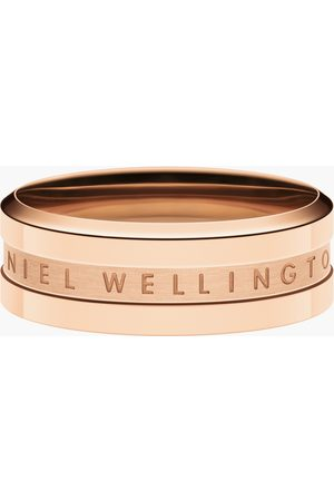 Daniel Wellington Rings - Unisex Engraved Ring