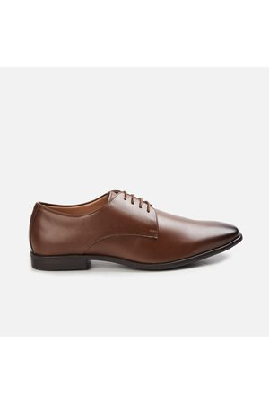 adidas Men Formal Shoes - Men Solid Formal Derby Shoes
