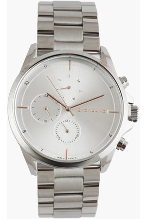 Giordano Men Chronograph Watch with Metal Strap - GD-1088-11