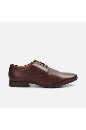 adidas Men Textured Formal Derby Shoes