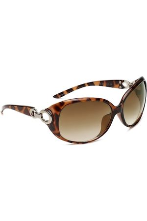 Kenneth Cole Unisex Brown Oversized Sunglasses KC1169 62 52F