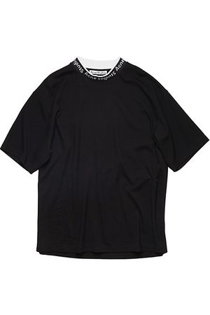 Acne Logo-Trimmed T-Shirt