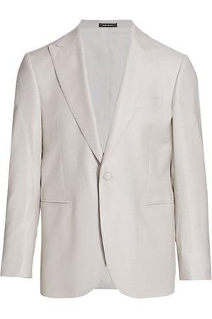 Saks Fifth Avenue Men Blazers - COLLECTION Classic Dinner Jacket