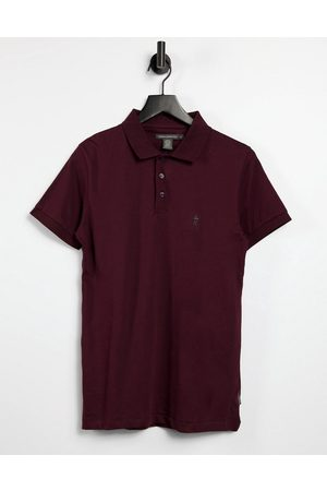 French Connection Men Polo Shirts - Polo in chateaux