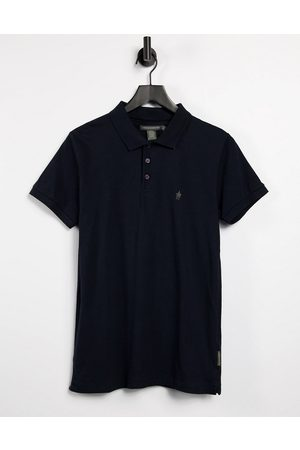 French Connection Polo in navy