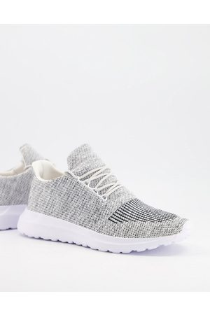 New Look Knitted trainer in