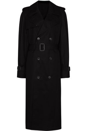 WARDROBE.NYC Women Trench Coats - Belted trench coat