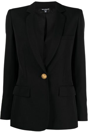 Balmain Single-breasted tailored blazer