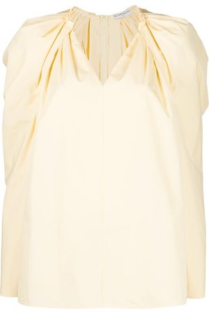 Givenchy Puff-sleeve blouse