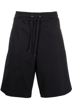 Neil Barrett Men Shorts - Knee-length track shorts