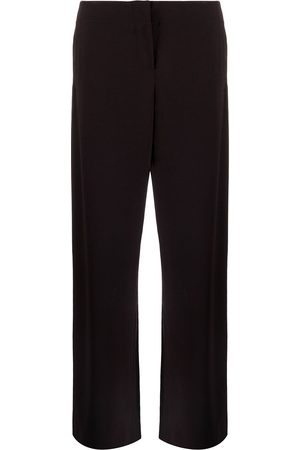 Hermès Pre-owned wide-leg trousers