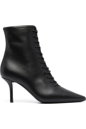 Serafini Lace-up ankle boots