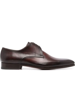 Magnanni Conac leather oxford shoes