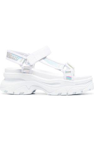 Tommy Hilfiger Hybrid iridescent sandals