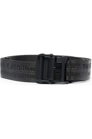 OFF-WHITE Industrial jacquard logo belt