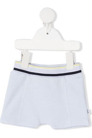 HUGO BOSS Shorts - Logo print shorts