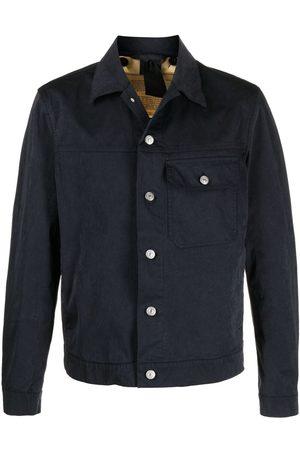 Ten Cate Cotton button-down jacket