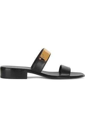 Giuseppe Zanotti Ignazio leather sandals
