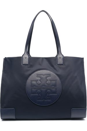 Tory Burch Logo-patch tote bag