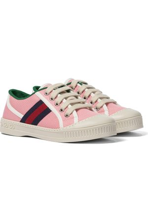 Gucci Tennis 1977 canvas sneakers