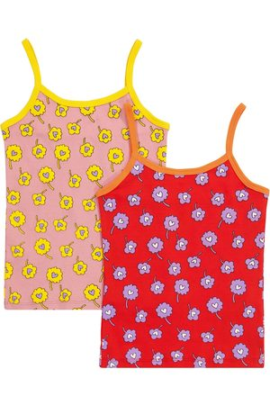 Stella McCartney Set of 2 cotton tank tops