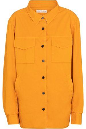 DRIES VAN NOTEN Cotton shirt jacket