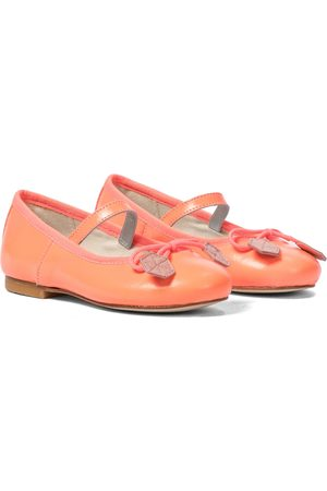 BONPOINT Leather ballet flats