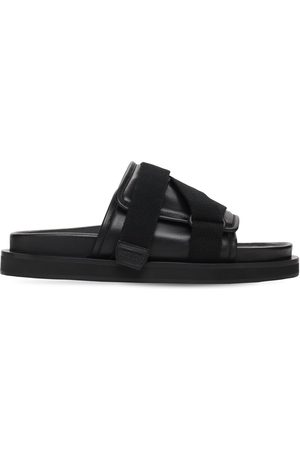AMBUSH Padded Leather Sandals