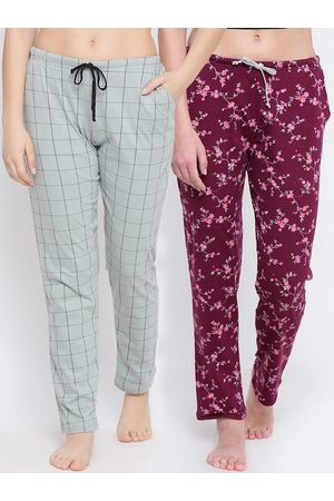 Kanvin Women Pack of 2 Lounge Pants