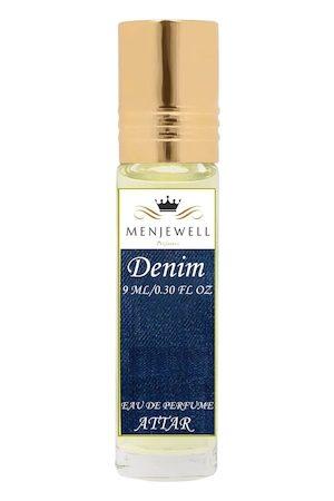 Menjewell Unisex Fragrances Denim Strong Attar 9 ml