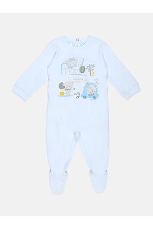 chicco Kids Nappy Opening Babysuit