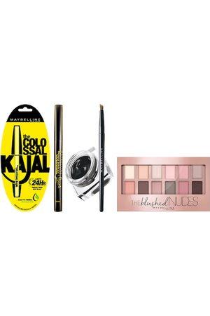 Maybelline New York Set of Eyeshadow Palette With Kajal & Eye-Liner - Blush 9g