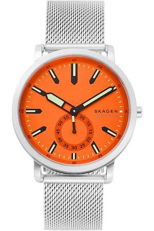 Skagen Men Orange Analogue Watch