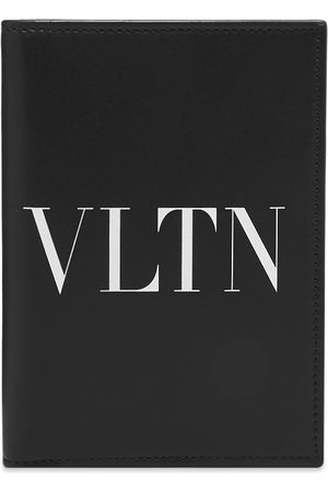 VALENTINO Men Luggage - VLTN Passport Holder