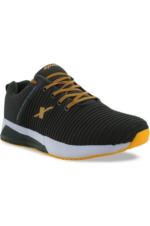 Sparx Men Charcoal Grey Running Shoes