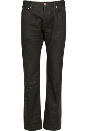 Balenciaga Men Jeans - Japanese Cotton Denim Jeans