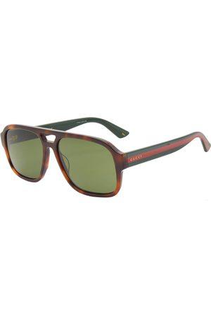 Gucci Men Sunglasses - Pop Web Sunglasses