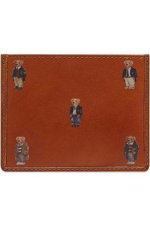 Polo Ralph Lauren Men Wallets - All Over Bear Card Holder
