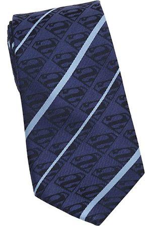 Cufflinks, Inc. Men Neckties - Superman Stripe Silk Tie