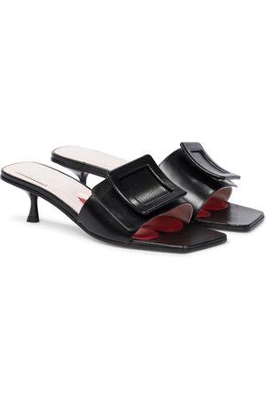 Roger Vivier Women Sandals - Leather sandals