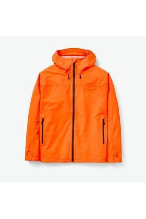 Filson Men Rainwear - Swiftwater Rain Jacket - Blaze Orange